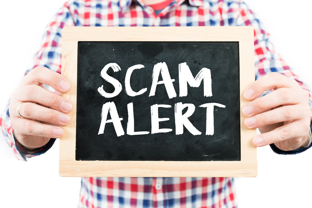 SCAM ALERT ITUNES, OTHER PAYMENTS TO STRANGERS May 2017 GRAPHIC