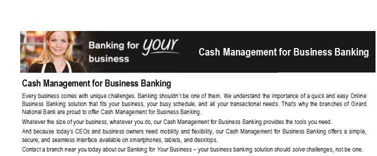 Business Banking
