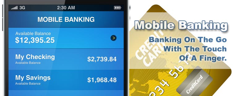 Mobile Banking at GNB